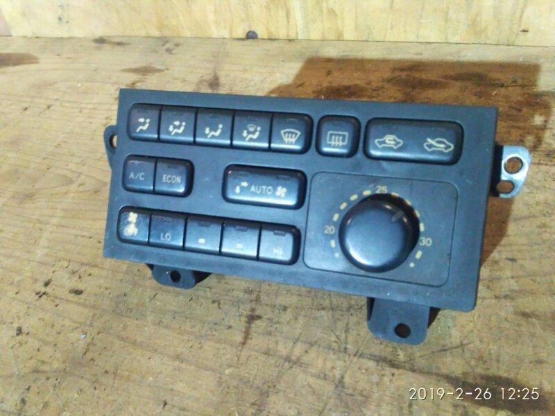Блок управления климат-контролем Toyota Curren ST206 3S-FE 1994