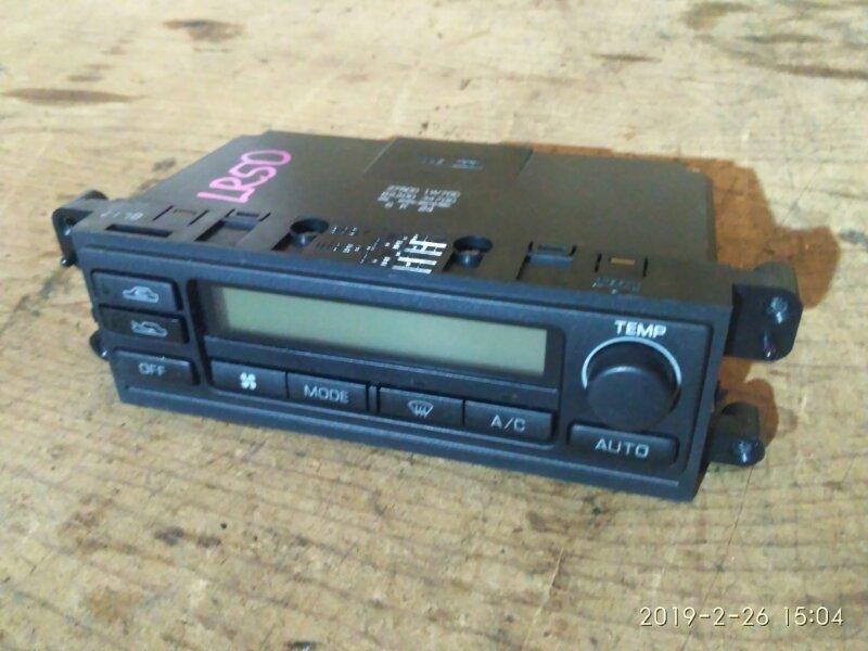 Блок управления климат-контролем Nissan Terrano LR50 VG33E 1998