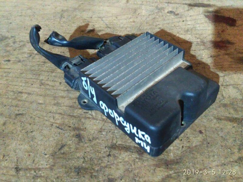 Блок управления впрыском топлива Toyota Rav4 ACA21W 1AZ-FSE 2001