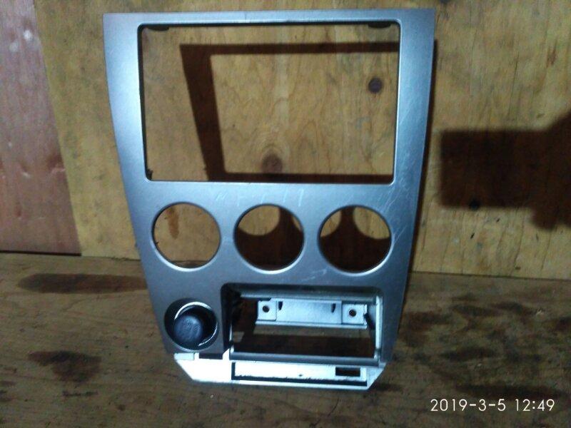 Рамка магнитофона Nissan Ad VFY11 QG15DE 2005