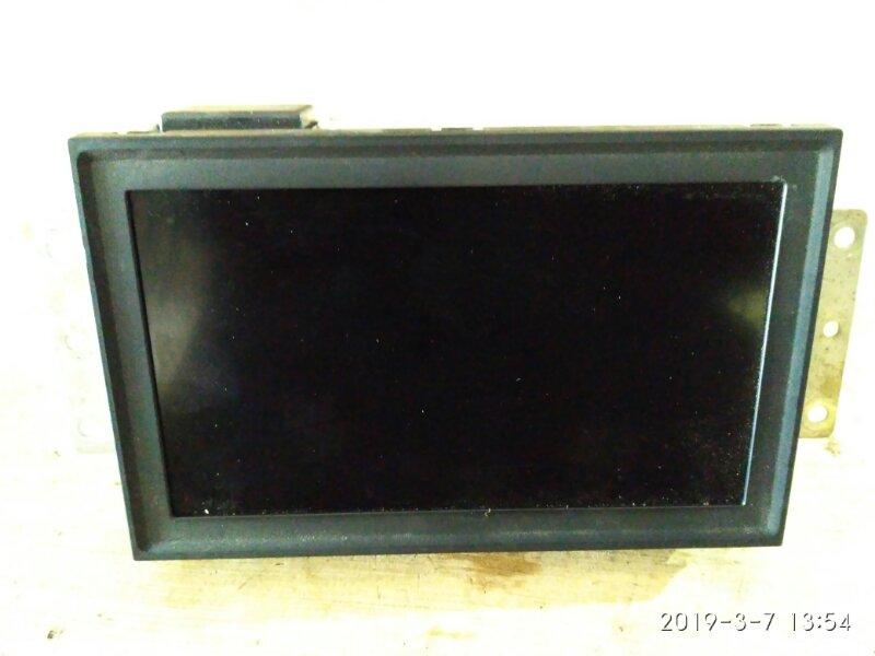 Телевизор в салон Mitsubishi Pajero V75W 6G74 1999