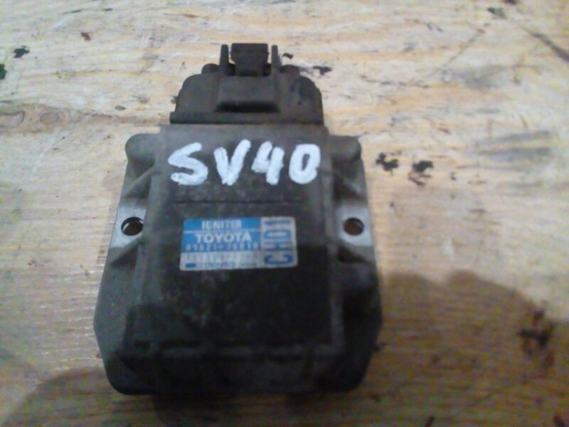Коммутатор Toyota Camry SV40 4S-FE 1995