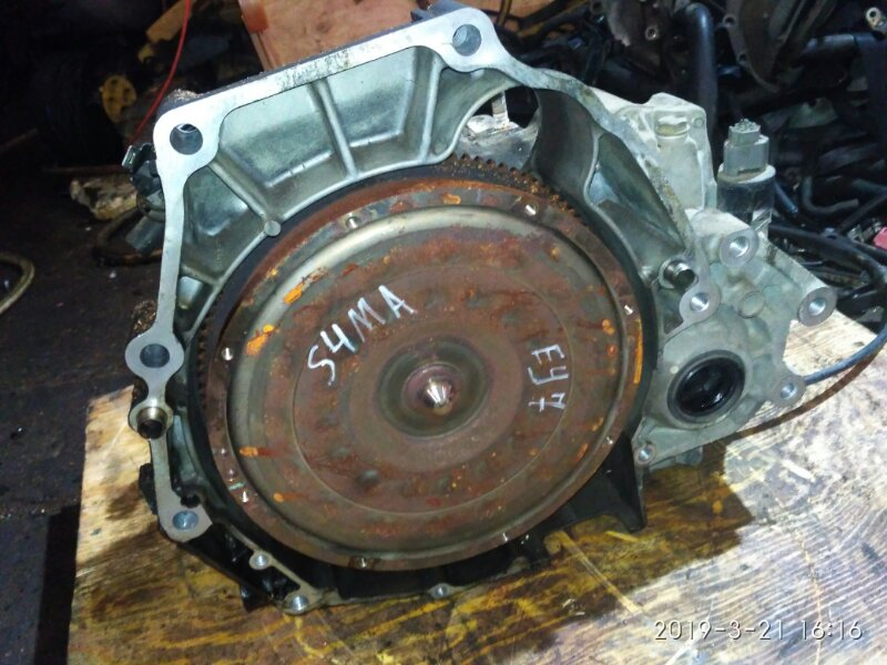 Акпп Honda Partner EY7 D15B 2005