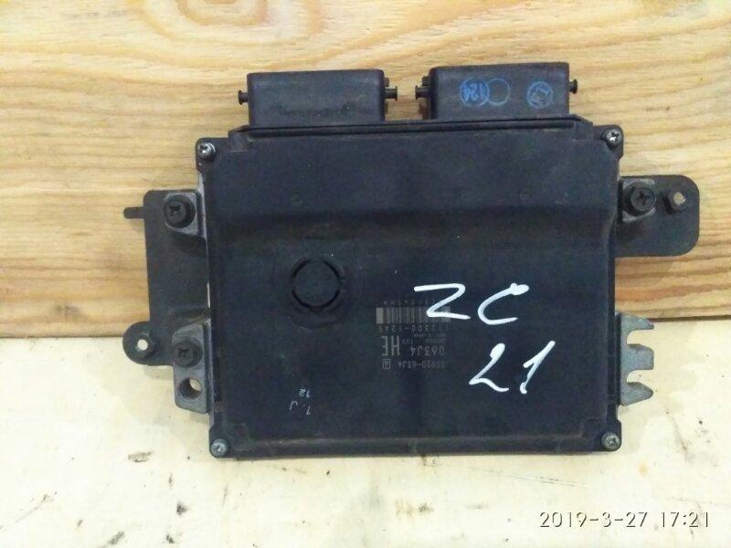 Блок управления двс Suzuki Swift ZC21S M15A 2005