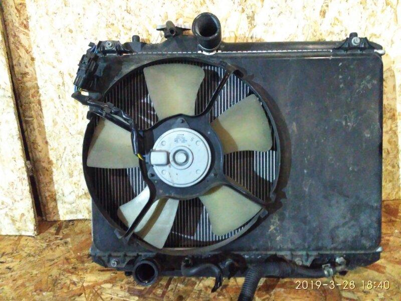 Радиатор двигателя Suzuki Swift ZC21S M15A 2005