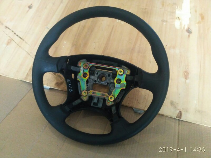 Руль Honda Civic EU3 D17A 2003