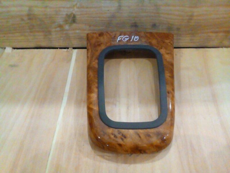 Пластиковые детали салона Nissan Bluebird Sylphy FG10 QG15DE 2002