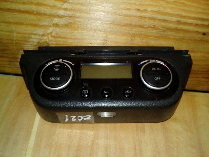 Блок управления климат-контролем Suzuki Swift ZC21S M15A 2005