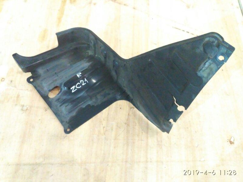 Защита двс Suzuki Swift ZC21S M15A 2005 правая