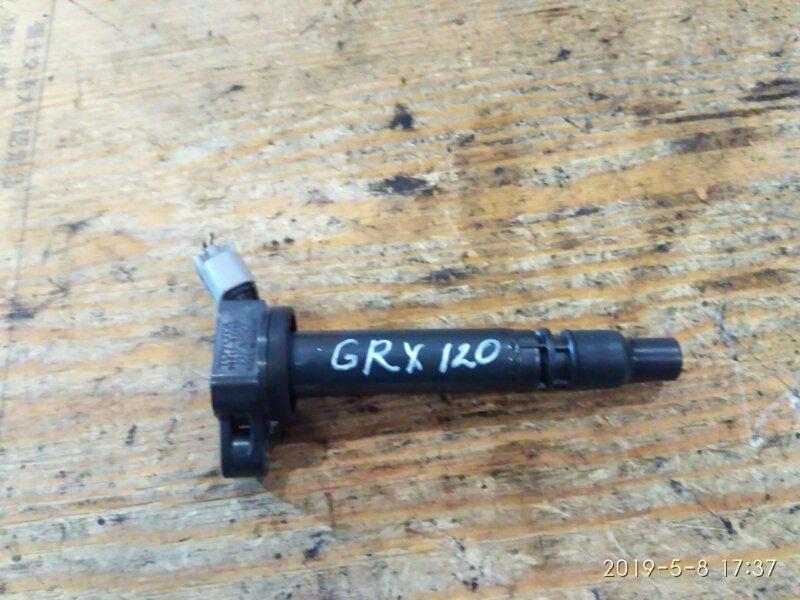 Катушка зажигания Toyota Mark X GRX120 4GR-FSE 2005
