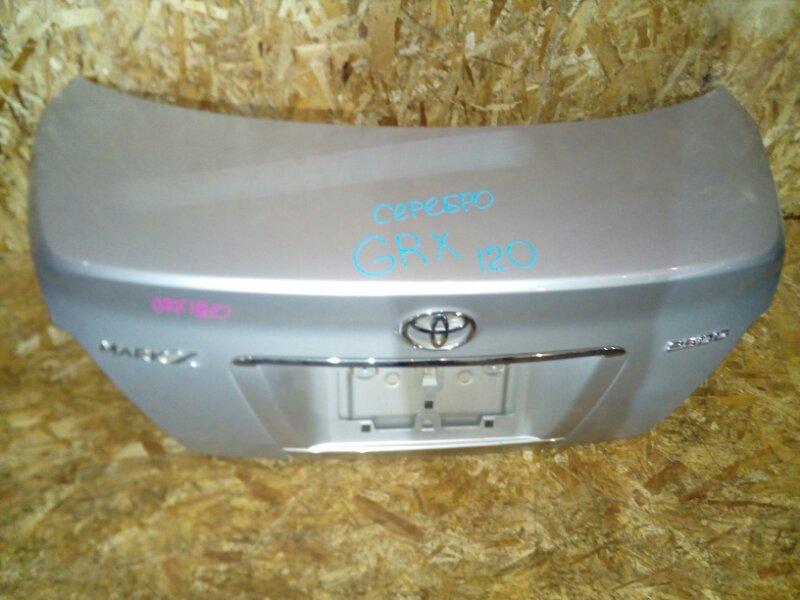 Крышка багажника Toyota Mark X GRX120 4GR-FSE 2005