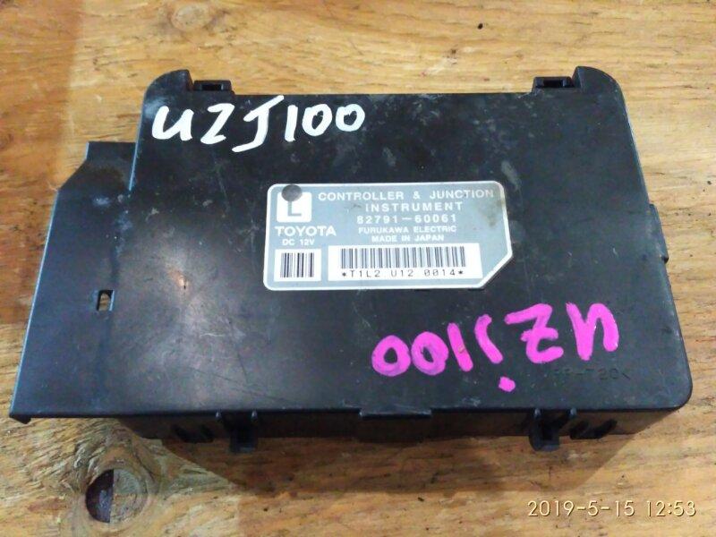 Блок управления Toyota Land Cruiser UZJ100W 2UZ-FE 2001