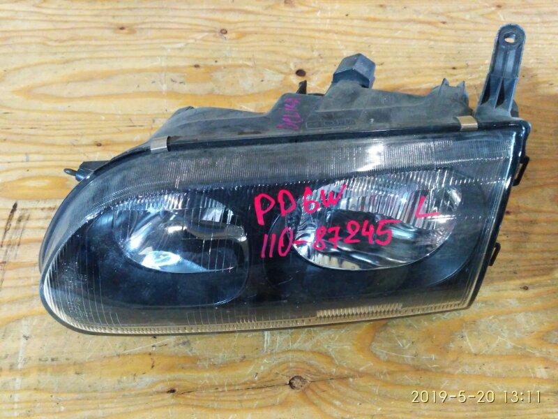 Фара Mitsubishi Delica Space Gear PD6W 1999 левая