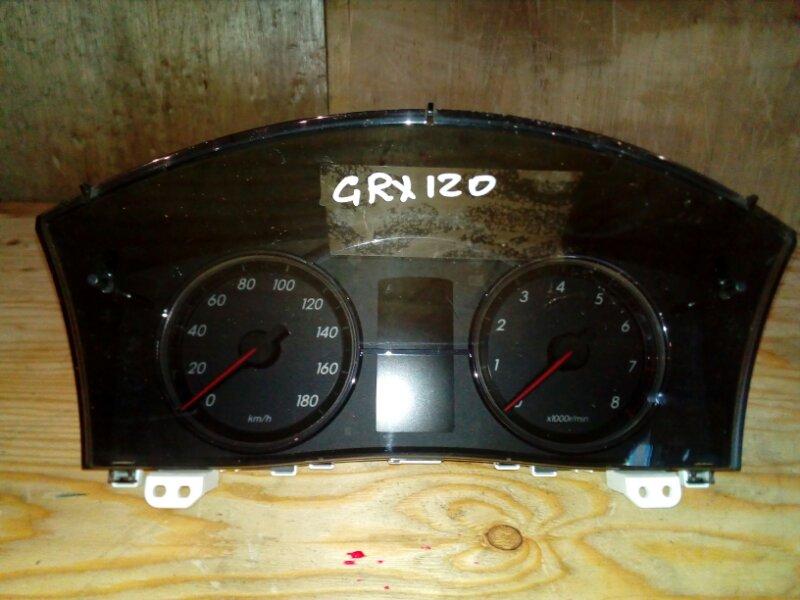 Комбинация приборов Toyota Mark X GRX120 4GR-FSE 2005