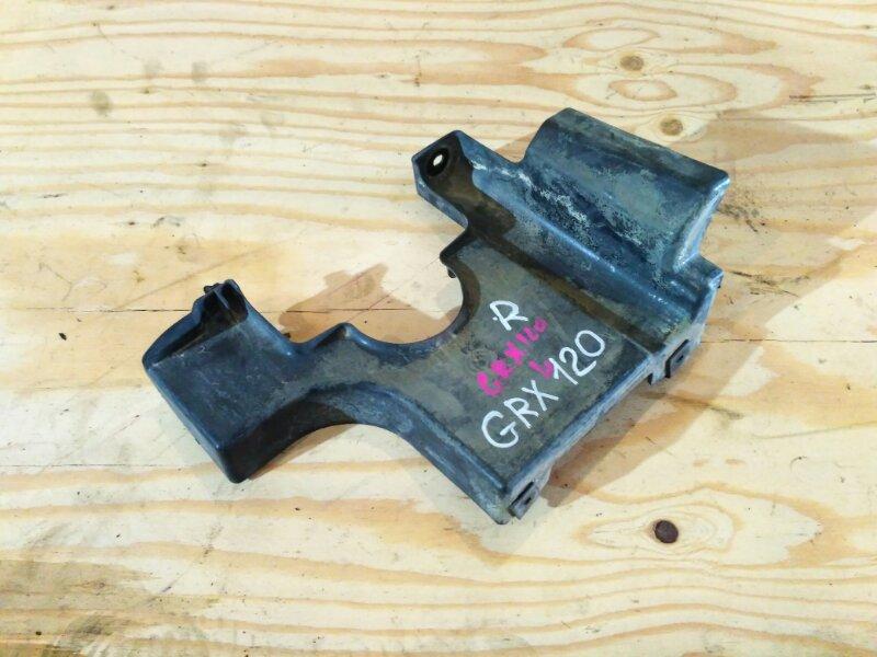 Защита двс Toyota Mark X GRX120 4GR-FSE 2005 правая