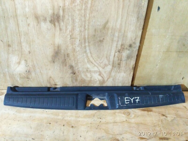 Накладка багажника Honda Partner EY7 D15B 2002