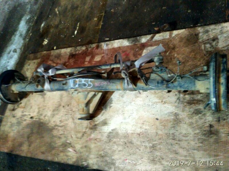Мост Toyota Succeed NCP55V 1NZ-FE 2005 задний