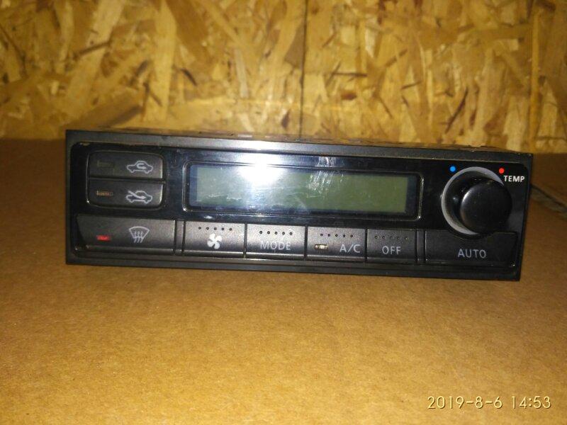 Блок управления климат-контролем Nissan Laurel HC35 RB20DE 1998
