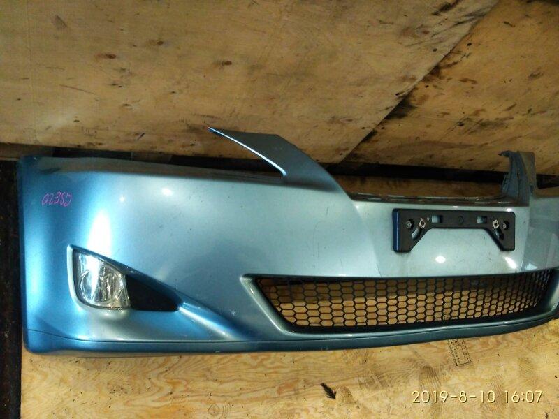 Бампер Lexus Is250 GSE20 4GR-FSE 2006 передний