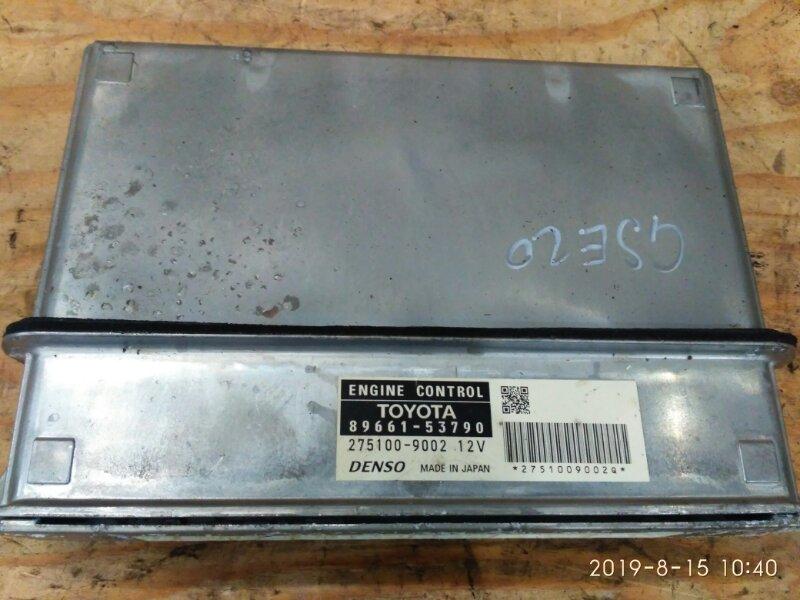 Блок управления двс Lexus Is250 GSE20 4GR-FSE 2006