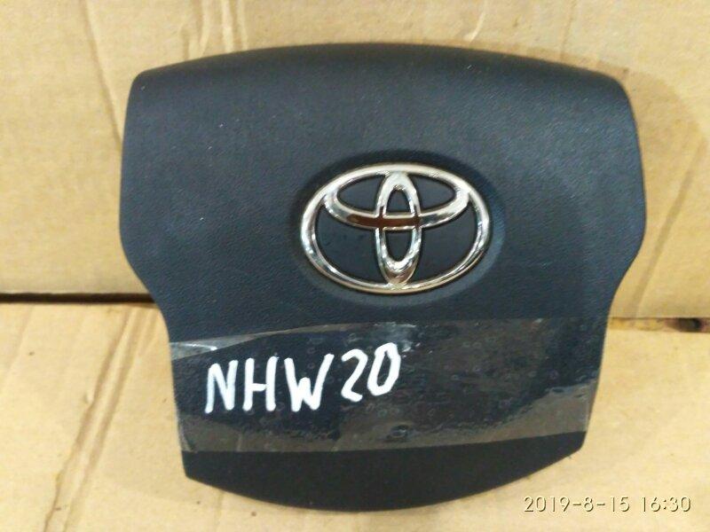 Аирбаг Toyota Prius NHW20 1NZ-FXE 2004