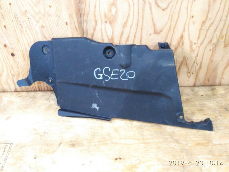 Защита двс Lexus Is250 GSE20 4GR-FSE 2006