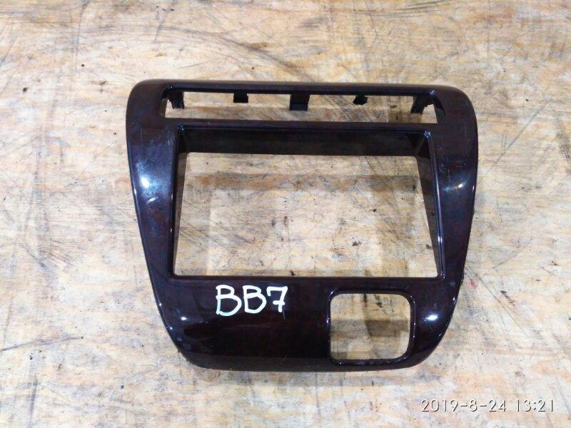 Рамка магнитофона Honda Prelude BB7 F22B 1997