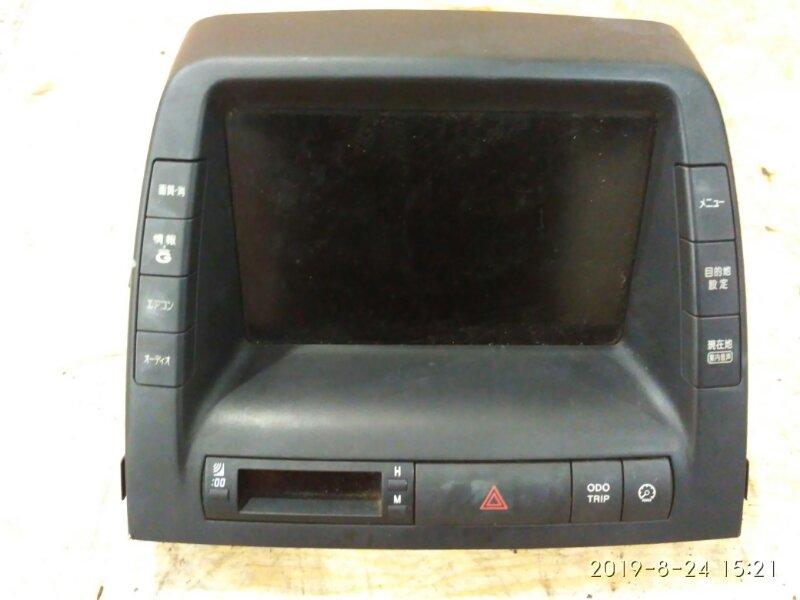 Дисплей Toyota Prius NHW20 1NZ-FXE 2004