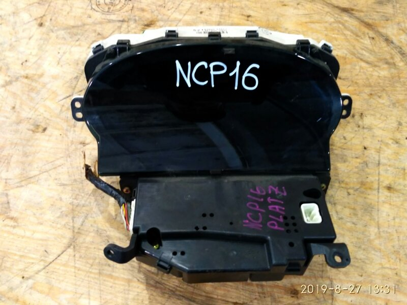Комбинация приборов Toyota Platz NCP16 2NZ-FE 2001