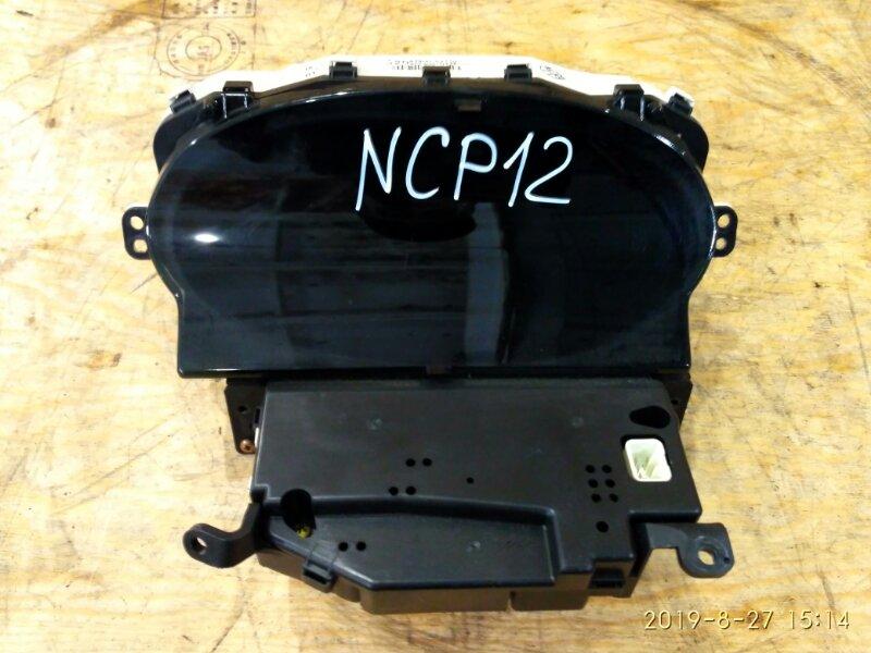 Комбинация приборов Toyota Platz NCP12 1NZ-FE 2000