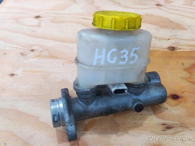 Главный тормозной цилиндр Nissan Laurel HC35 RB20DE 1998