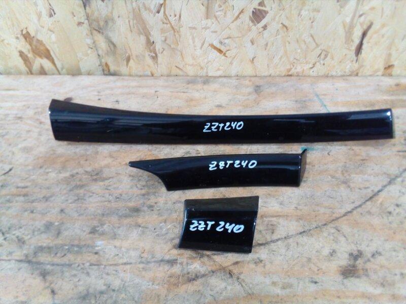 Пластиковые детали салона Toyota Premio ZZT240 1ZZ-FE 2003