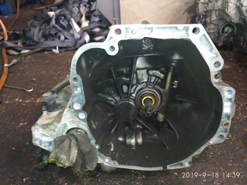 Мкпп Nissan Bluebird HU14 SR20DE 1999