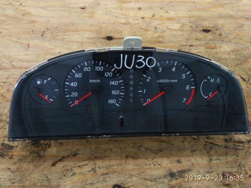Комбинация приборов Nissan Bassara JU30 KA24DE 1999