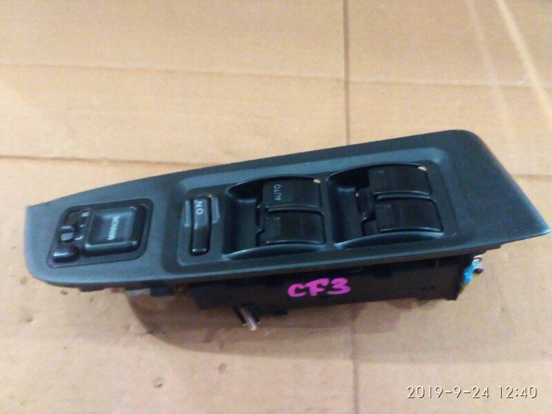 Блок управления стеклоподъемниками Honda Torneo CF3 F18B 2002