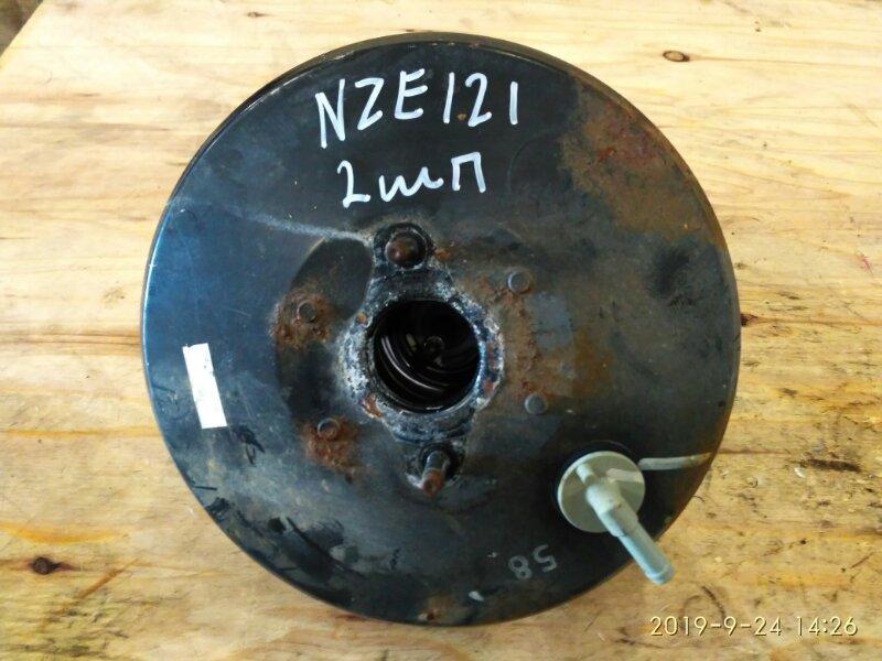 Вакуумный усилитель тормоза и сцепления Toyota Corolla Runx NZE121 1NZ-FE 2003