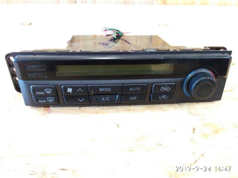 Блок управления климат-контролем Nissan Bassara JU30 KA24DE 1999