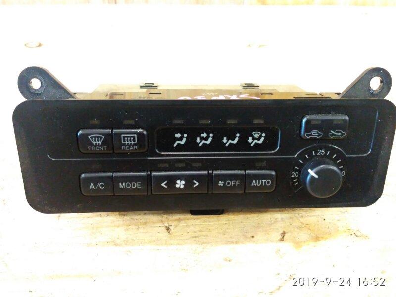 Блок управления климат-контролем Toyota Nadia SXN10 3S-FSE 1998
