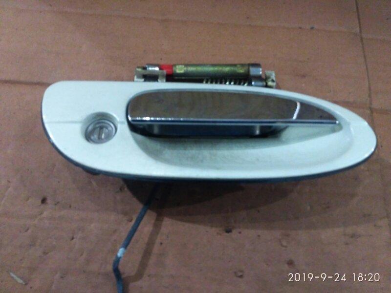 Ручка наружная Nissan Cefiro A33 VQ20DE 2000 передняя правая