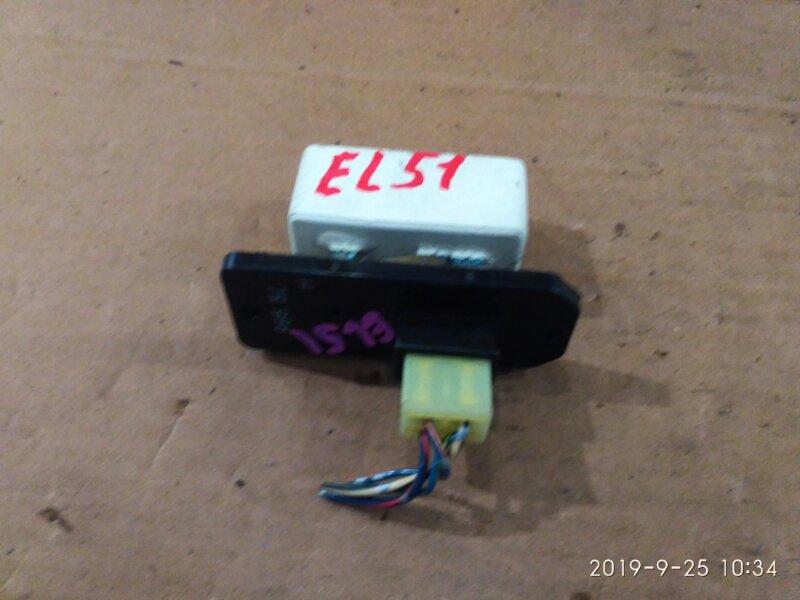 Реостат печки Toyota Corolla Ii EL51 4E-FE 1996