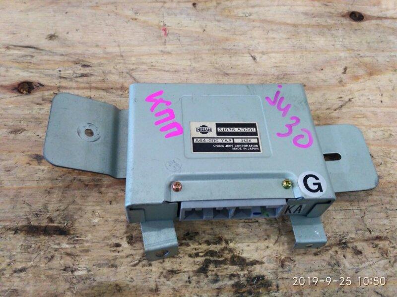 Блок управления кпп Nissan Bassara JU30 KA24DE 1999