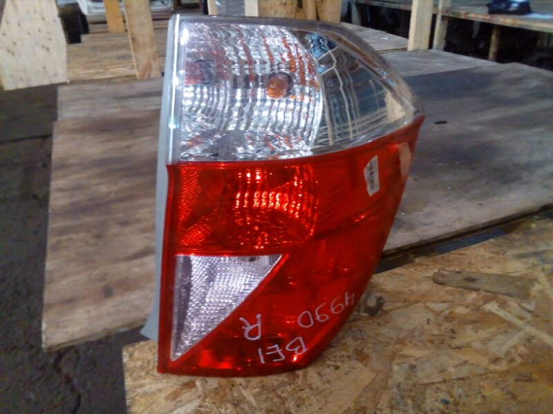 Фонарь стоп-сигнала Honda Edix BE1 D17A 2005 правый