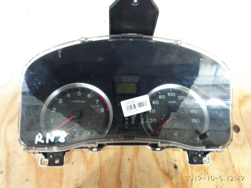 Комбинация приборов Honda Stream RN8 R20A 2007