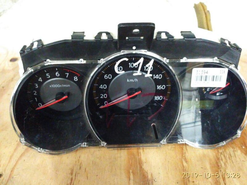 Комбинация приборов Nissan Tiida C11 HR15DE 2004