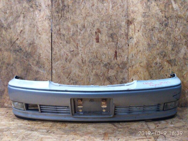 Бампер Toyota Crown Majesta UZS173 1UZ-FE передний