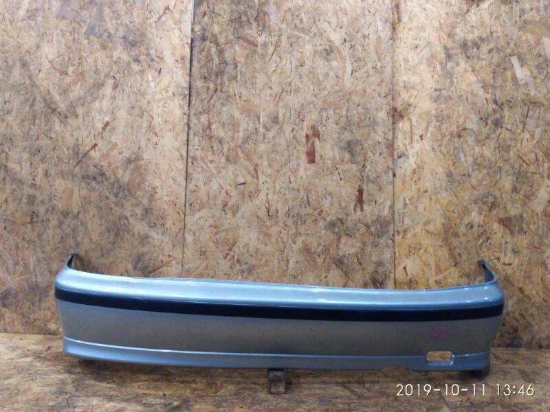 Бампер Nissan Pulsar FN15 GA15DE 2000 задний
