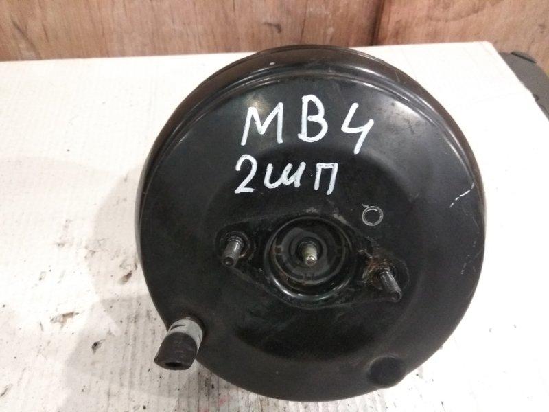 Вакуумный усилитель тормоза и сцепления Honda Domani MB4 D16A 1999