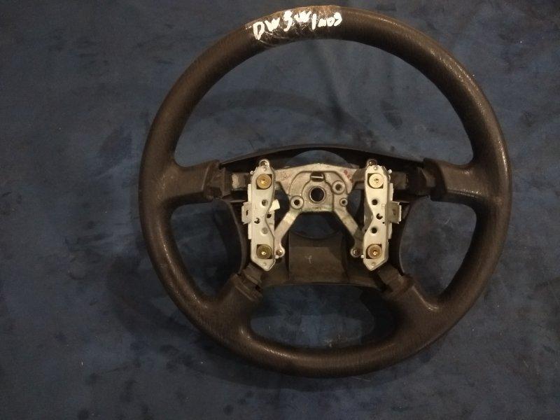 Руль Mazda Demio DW3W B3-ME 1998