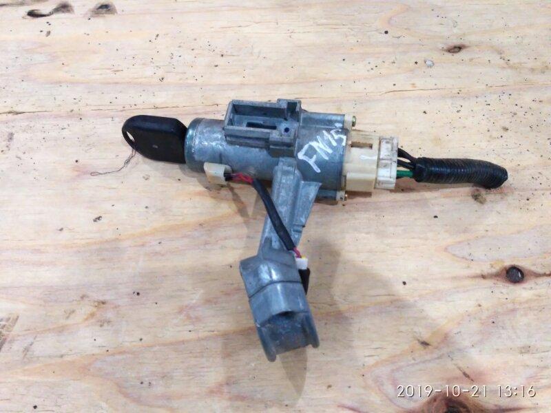 Замок зажигания Nissan Pulsar FN15 GA15DE 2000