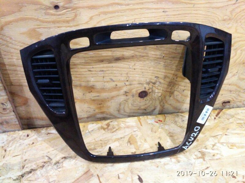 Пластиковые детали салона Toyota Kluger ACU20W 2AZ-FE 2001